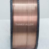 China Brass Alloy Thermal Spray Wire Good Conductivity Coating High Performance ISO9001 on sale