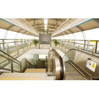 Buy cheap CE SS Automatic Escalator System For Market / Office Building from Wholesalers