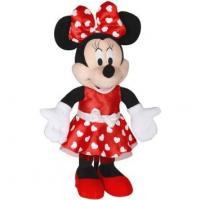 China Fashion Red Disney Plush Minnie Mouse for Valentine days Stuffed Toys on sale