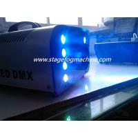 Wholesale Wireless Control 8*3w RGB Led 1500w Stage Fog Machine  For Party Disco X-024 from china suppliers