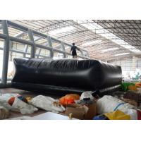 China 5 x 5m Inflatable Sports Games Inflatable Gym Mat / Inflatable Jumping Mat / Tumbling Mat on sale