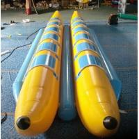 Wholesale CE / UL Inflatable Water Toys , Flying Boat Towable With 12 Seats from china suppliers