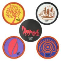 China Custom new design cup coaster for Christmas day on sale