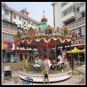 Merry Go Round Amusement Park Rides Equipment antique 20 seats carousel for sale for sale