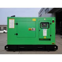 China Safe Emergency Standby Generator 20KW 25KVA With High Water Temperature Protection for sale