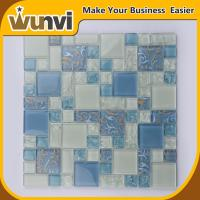 Wholesale Durable Glass Mosaic  Wall Tile 300x300 mm For KTV decoration from china suppliers