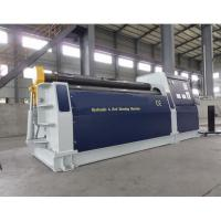 Buy cheap Sheet 4 Roll Plate Rolling Machine , 4 Roller Bending Machine from Wholesalers