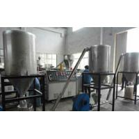Wholesale PVC Plastic Granules Machine , High Speed Pellet Extruder from china suppliers