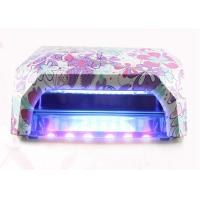 Wholesale Two Handed Nature Sun Gel Nail Uv Light , Honey Gir Instant Dry Led Nail Dryer from china suppliers