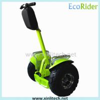 Wholesale Fashion Adult Electric Scooter 2000W 60V Free Standing Waterproof Rubber Ring from china suppliers
