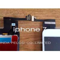 Wholesale White / Black Iphone 7 LCD Screen With Frame Full Assembly 1334x750 Pixel from china suppliers