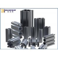 Factory supply industrial t slot 4040 extrusion aluminium profile slotted alu profiles for sale