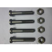 Wholesale 99.95% pure molybdenum bolts and nuts for high temperature furnace from china suppliers