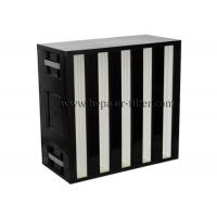 Wholesale Electrostatic Hepa Box Air Filter Air Filtration , High Capacity Air Dust Filter from china suppliers