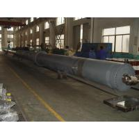 Wholesale OEM Flat Gate Single Acting Cylinder Hydraulic Custom Hoist Cylinders from china suppliers