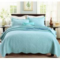 Wholesale Cotton Filling Colourful Quilt Covers With Different Flowers Stitching from china suppliers