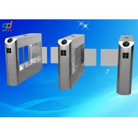 Wholesale Bar Code Swing Gate Turnstile Access Control System Turnstile Gate Road Barrier from china suppliers