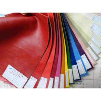 "Wholesale Customized 54"" Width Color PU Leather Cloth For Bags,Home Textile,Decoration from china suppliers"