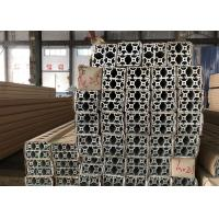 Structural T Slot Extruded Aluminum Framing Systems T5 T6 Smooth Surface for sale