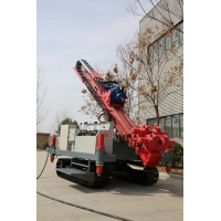 Wholesale CE Triple Tube Hydraulic Percussion Cement Grouting Drill Rig from china suppliers