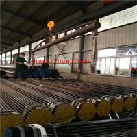 Buy cheap sch40 / sch80 / schstd / sch160 black painting cold drawn seamless carbon steel pipe from wholesalers
