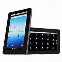 Wholesale Tablet PCs, 10.2-inch ZT-180 Dual Core 1G/MHz 512MB/4GB MID Google's Android 2.2 Touchpad from china suppliers