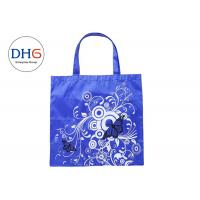 Wholesale Foldable Reusable Shopping Bags , Professional Tote Bag Easy Cleaning Dust Poof from china suppliers