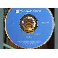 Wholesale Original Windows Server 2016 OEM Data Center CD DVD Version P7306165U2 from china suppliers