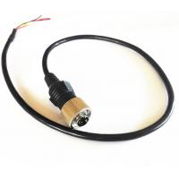 Wholesale Commercial Vehicle Backup Camera Extension Cable , 6 PIN MiniDin Extension Cables from china suppliers