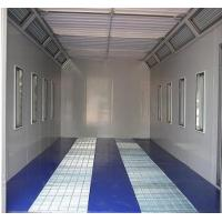 Wholesale Spray booth / paint booth equipment for car body shop,4.0KW air intake fan from china suppliers