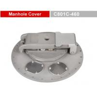 China GETC801C -460 Truck Spare Parts Aluminum Alloy Tank Manlid Manhole Cover For Tankers for sale