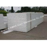 Wholesale Insulated Waterproof Corrugated EPS Sandwich Panels Heat Resistant Wall Panel from china suppliers