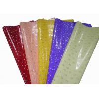 Printed translucent OPP wrapping paper teacher gift with Single Side 50cm * 70cm for sale