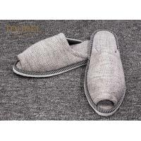 Wholesale Wholesale Disposable Hotel Slippers For Bedroom Anti - Slip Soft Sole from china suppliers