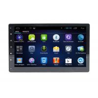 China 10.1 Inch Touch Screen Android 4.4 Vehicle Navigation System With Bluetooth Radio for sale