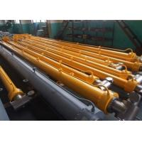 Wholesale Heavy Duty Industrial Hydraulic Piston For Dump Truck Hoist Cylinder Steel from china suppliers
