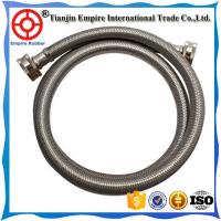 Wholesale High temperature resistant Teflon PTFE hose assembly stainless steel Corrugated  metal shower hose from china suppliers