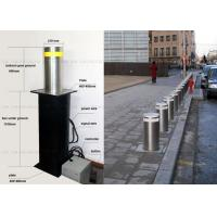 Wholesale Automated Hydraulic Bollards Stainless Parking Vehicle Barrier for Driveways from china suppliers