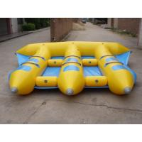 Wholesale Waterproof PVC Tarpaulin Inflatable Flying Fish Boats for Summer from china suppliers