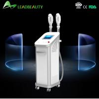 2015 latest multifunctional beauty equipment ipl shr hair removal vertical machine for sale
