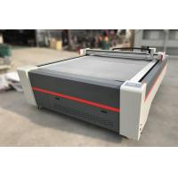 Wholesale CNC oscillating knife cutter cnc machine for fabric cloth textile garment from china suppliers