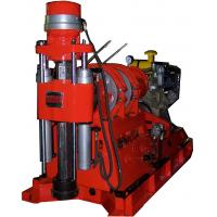 China Core Drilling Rig Powerful Drilling Capacity for sale