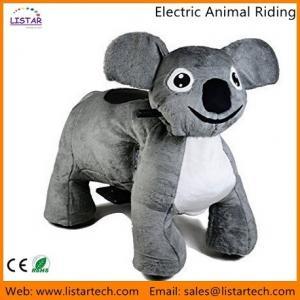 Plush toy ride, Toy animal ride, Kids animal ride, Children Ride On Toys-Koala