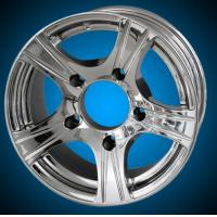Wholesale Vehicle Chrome Alloy Wheel, Car Alloys Wheels 16 Inch Customized from china suppliers