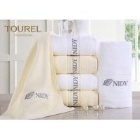 Wholesale Customized Hotel Hand Towels High Water Absorbent 100% Cotton from china suppliers