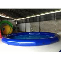 Wholesale Durable Indoor Round Inflatable Kids Swimming Pool , Inflatable Adult Swimming Pool from china suppliers