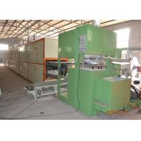 Wholesale 700pcs/hr Paper Pulp Molding Machine Reciprocating Type For Egg Tray / Fruit Tray from china suppliers
