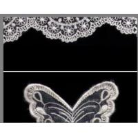 Wholesale 100% Polyester Non-Elastic Jacquard Lace Fabrics for Dress & Clothes from china suppliers