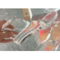 Wholesale Normal Size Fiberglass Mannequin Torso Custom Clear Resin Foot Mannequin from china suppliers