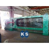 Wholesale Double Twist Gabion Mesh Machine With Overload Protect Clutch And Hydraulic System from china suppliers